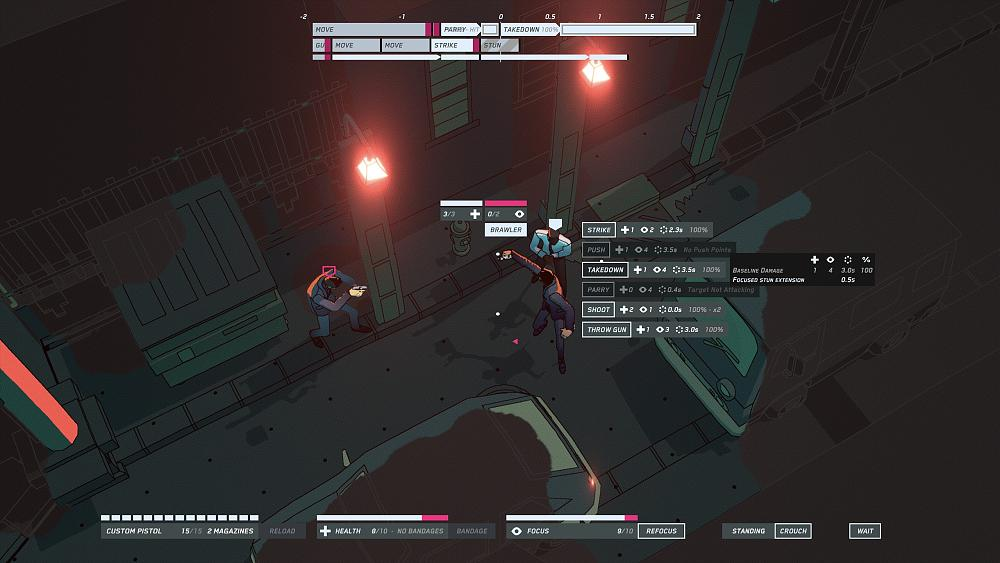 Strategy Game 'John Wick Hex' Announced for Consoles and Epic Games Store