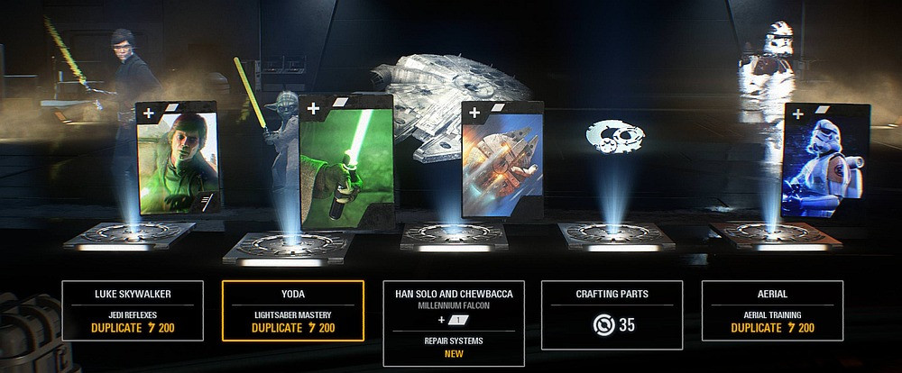 EA Attempts to Distance Themselves from 'Loot Boxes' by Calling them 'Surprise Mechanics'