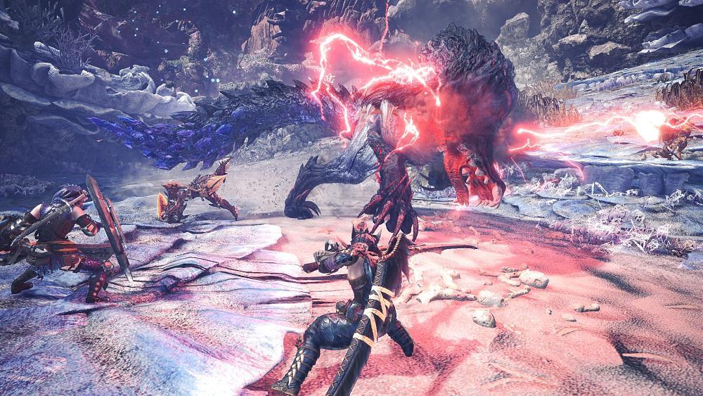 New Monsters Revealed in Latest Monster Hunter World: Iceborne Trailer
