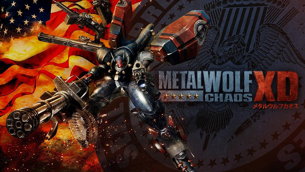 Metal Wolf Chaos XD Animated Trailer Revealed Ahead of Launch