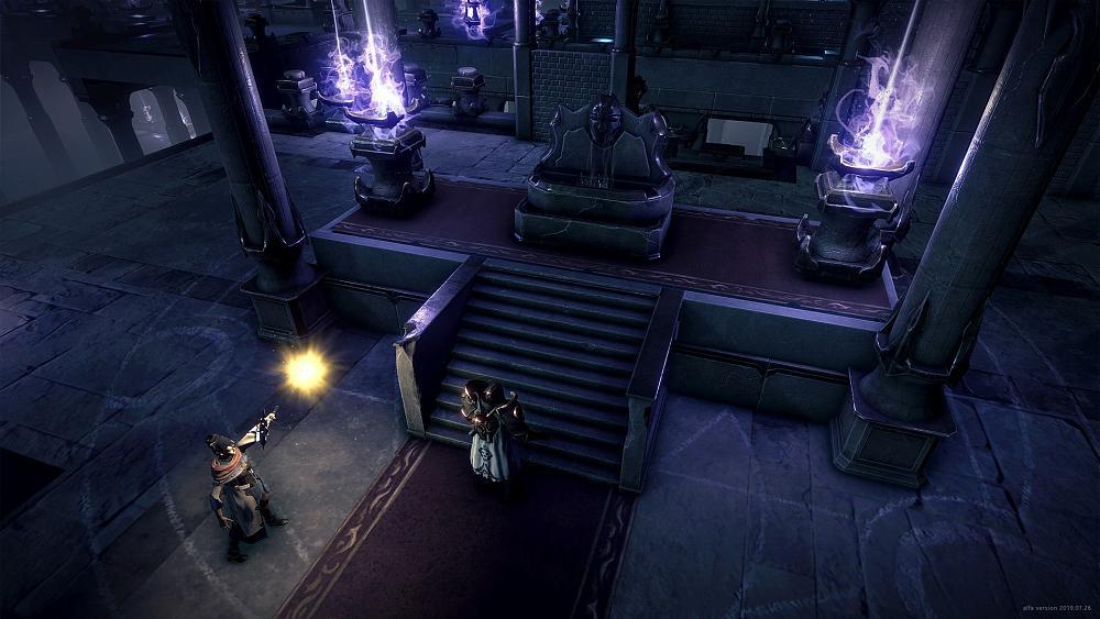 First Gameplay Trailer for Dark Envoy
