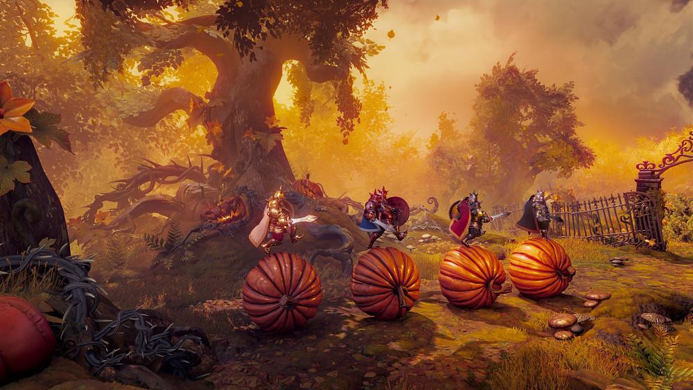 New Trine 4 Gameplay Footage Revealed