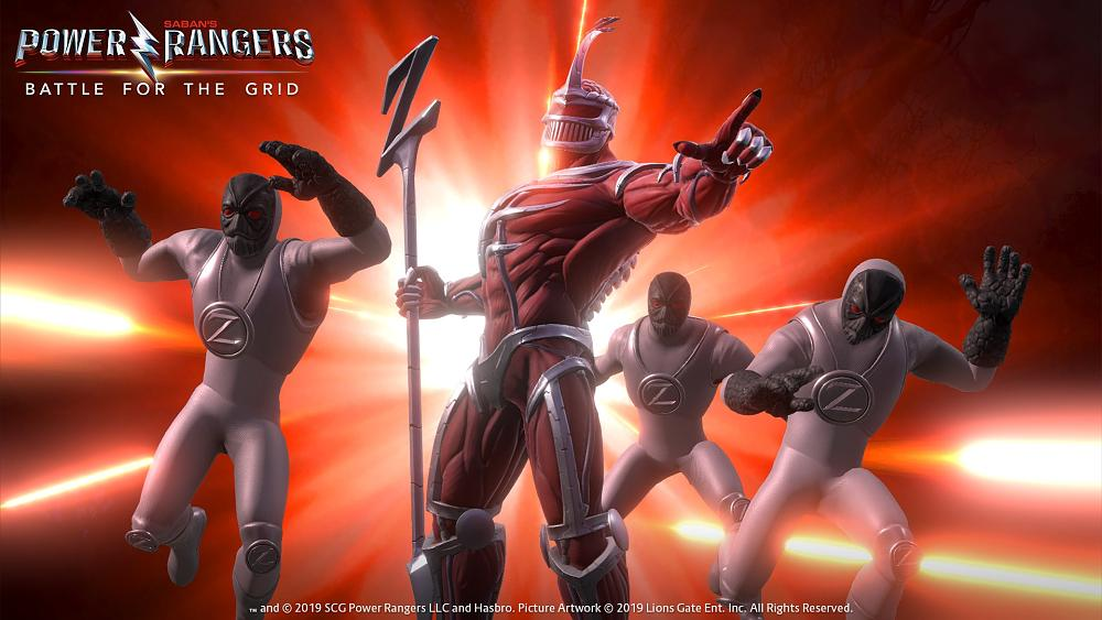 Lord Zedd Now Available for Power Rangers Fighting Game
