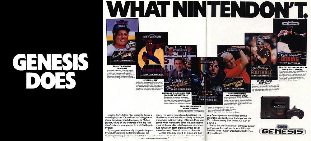 Sega Releases Nostalgic 'Genesis Does' Trailer for Genesis Mini