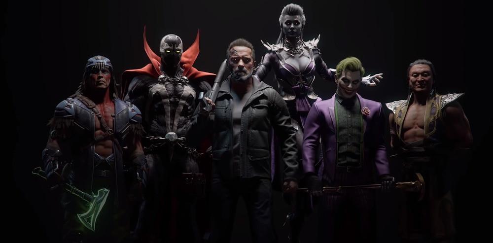 The Terminator and The Joker Revealed for Mortal Kombat 11