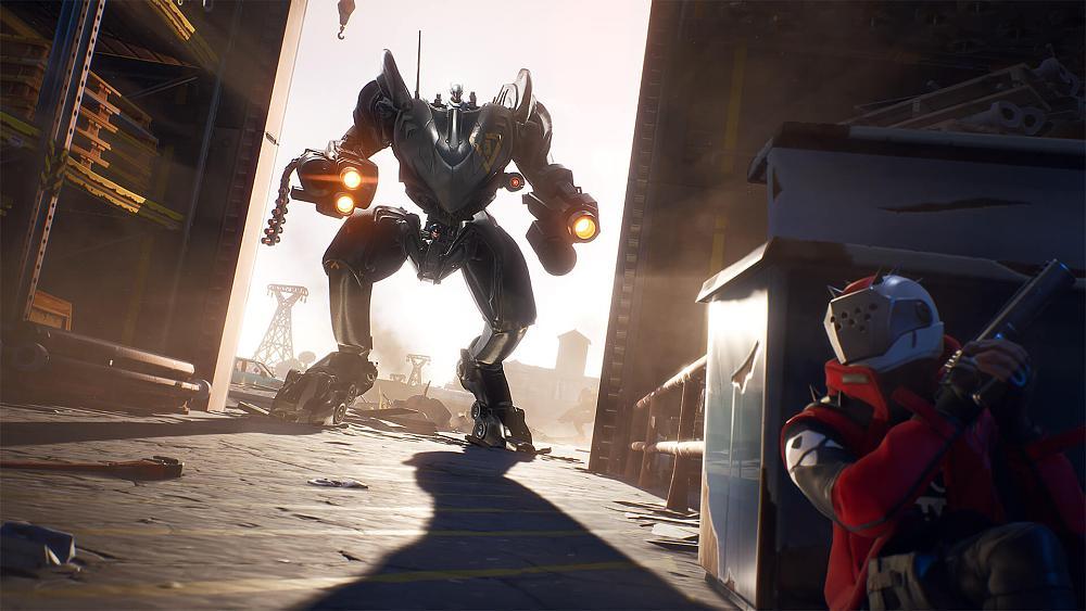 Epic Nerfs Giant Mechs in Fortnite