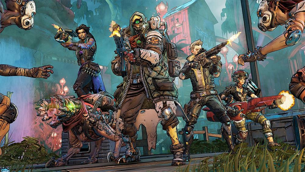 Borderlands 3 is Now Available Everywhere