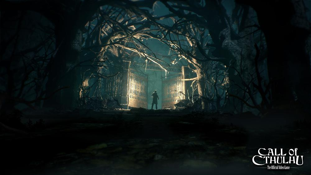 Call of Cthulhu to Scare up the Switch in October