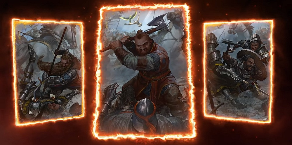 CD Projekt RED Reveals Third New Expansion for GWENT: The Witcher Card Game