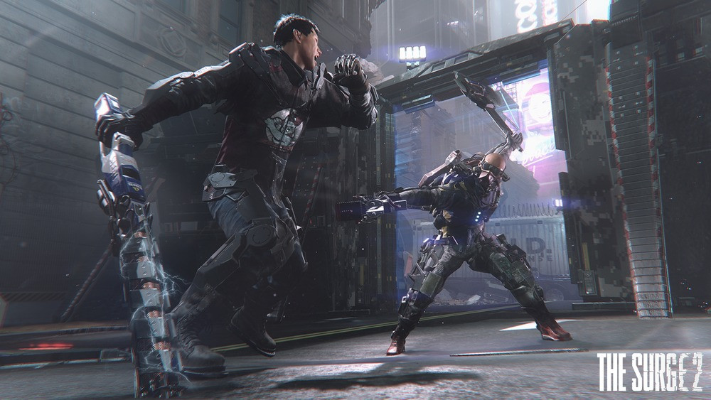 PS4 Pro and Xbox One X Improvements Revealed for The Surge 2