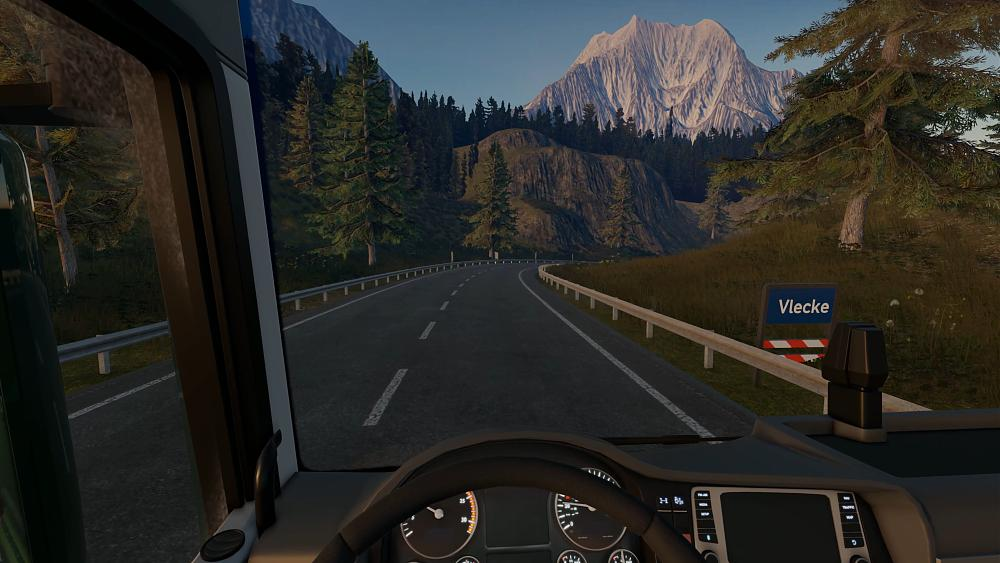 Truck Driver Out Now on PS4 and XB1