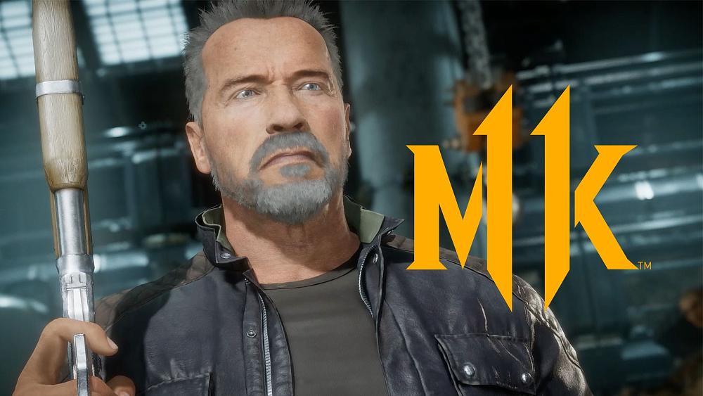 Terminator Gameplay Shown in New Mortal Kombat 11 Trailer