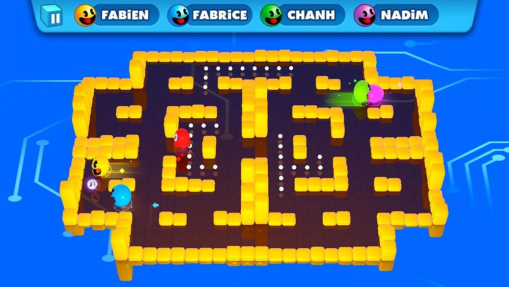 A Pac-Man Multiplayer 'Royale' Game Announced for Apple Arcade