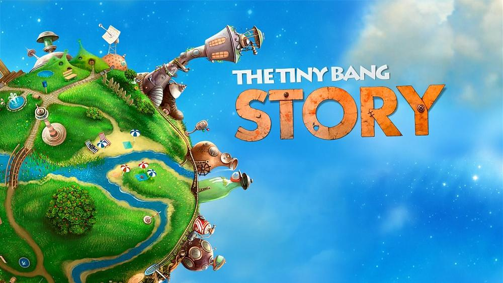 The Tiny Bang Story is Out Now on Nintendo Switch