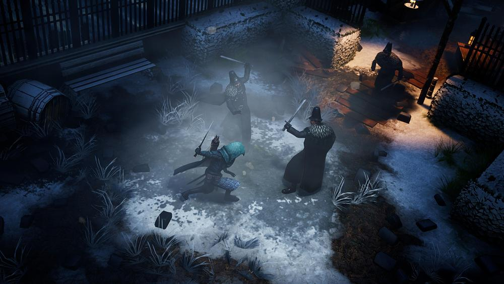 Isometric Stealth Game Winter Ember Announced