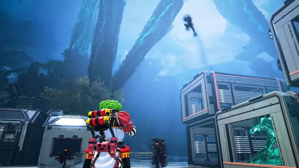 Apex Legends Fight or Fright Event Begins October 15