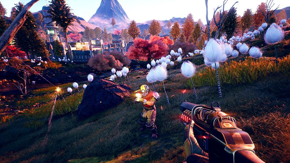 The Outer Worlds Reportedly Won't Ship with PlayStation 4 Pro Enhancements