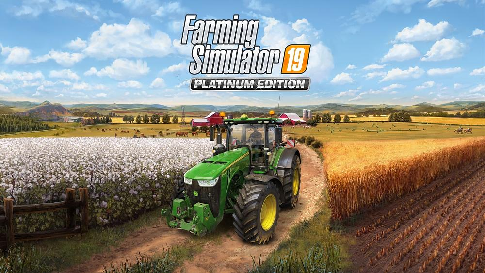 Farming Simulator 19 Platinum Launch Trailer