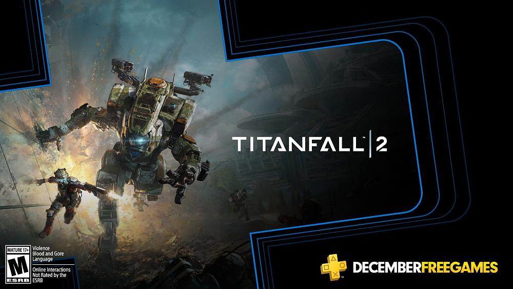 Get Titanfall 2 for Free in December with PlayStation Plus