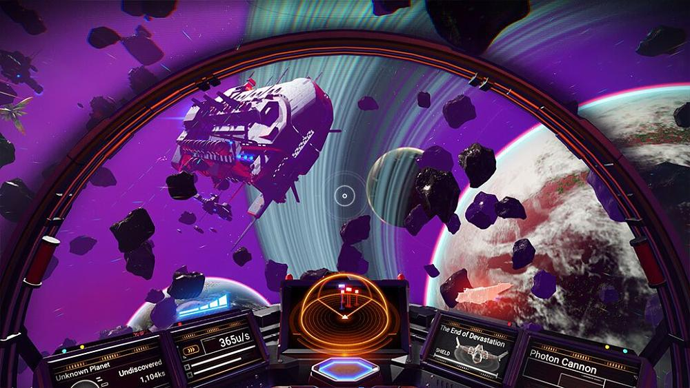 No Man's Sky Synthesis Update Drops Tomorrow