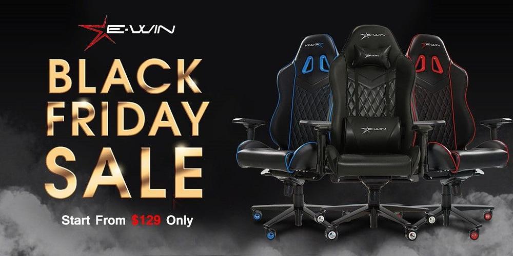 PSA: EwinRacing Chairs Black Friday Sale