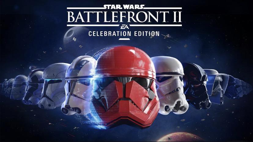 Star Wars Battlefront II: Celebration Edition Leaked