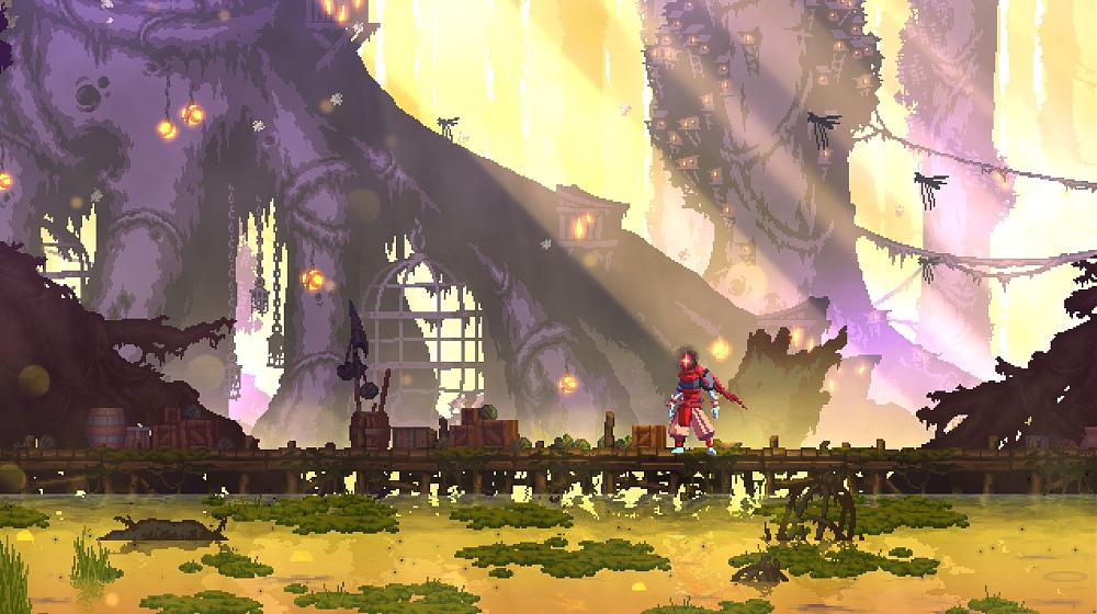 Dead Cells 'The Bad Seed' DLC Arrives Early 2020