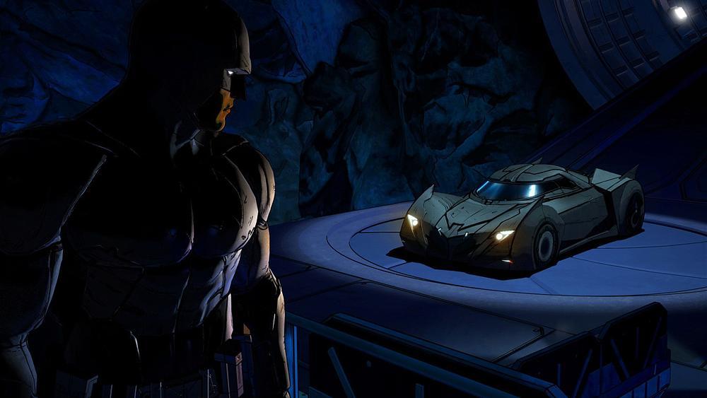 The Telltale Batman Shadows Edition was Just Announced
