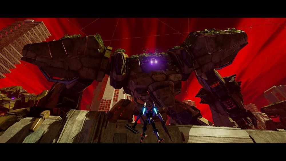 Daemon x Machina Available Now on PC