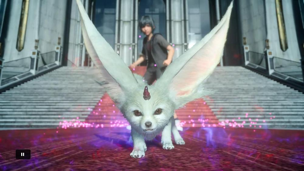 Square Enix Showcases One Stupid Looking Carbuncle for Final Fantasy VII Remake