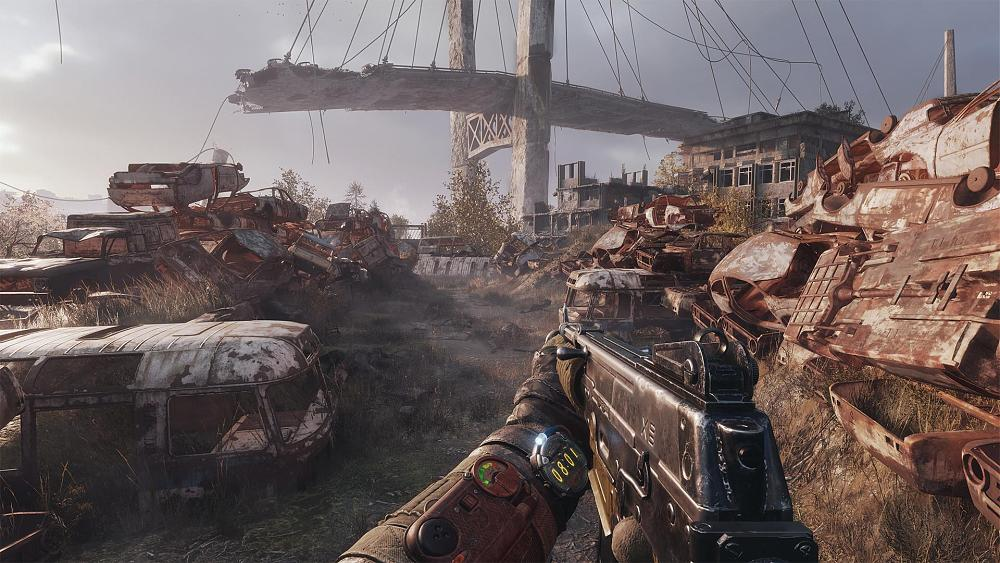 Metro Exodus is Back on Steam and at 40% Off