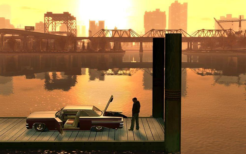 Grand Theft Auto IV Returning to Steam Sans Multiplayer and Some Music