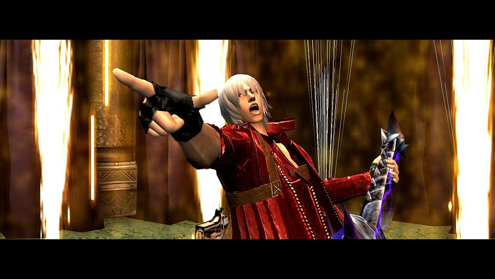 Devil May Cry 3 Special Edition Out Today on Nintendo Switch