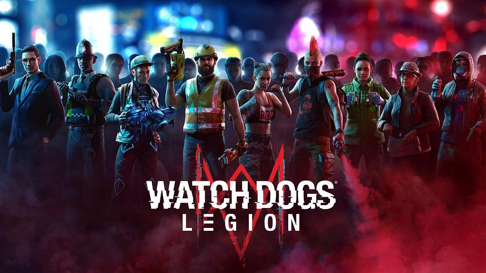 Watch Dogs: Legion Media Blowout