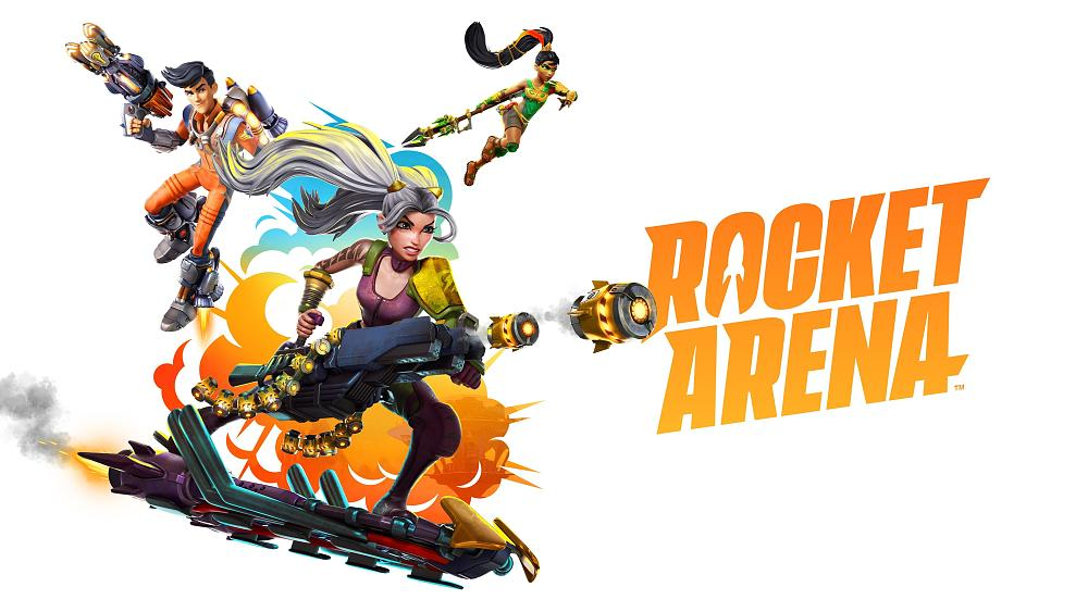 Rocket Arena Released Today from EA