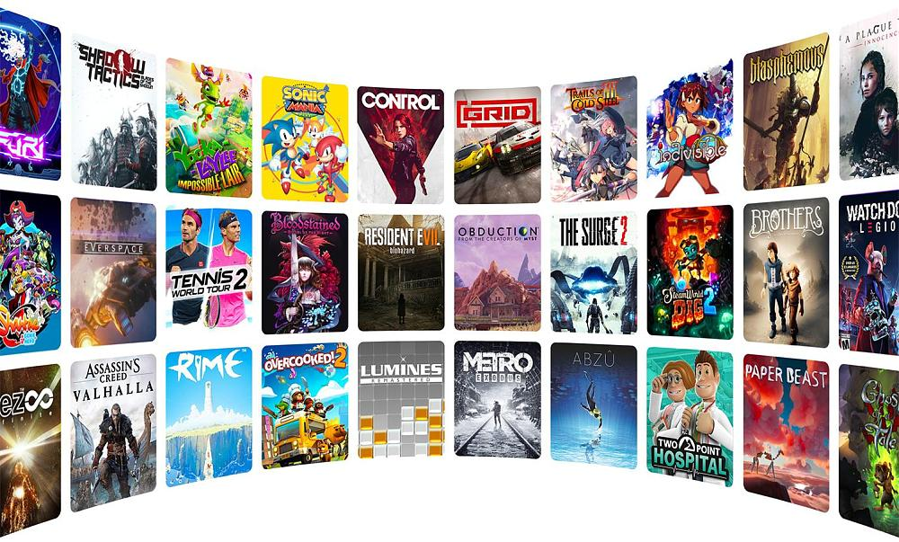All Known Launch Games for Amazon Luna