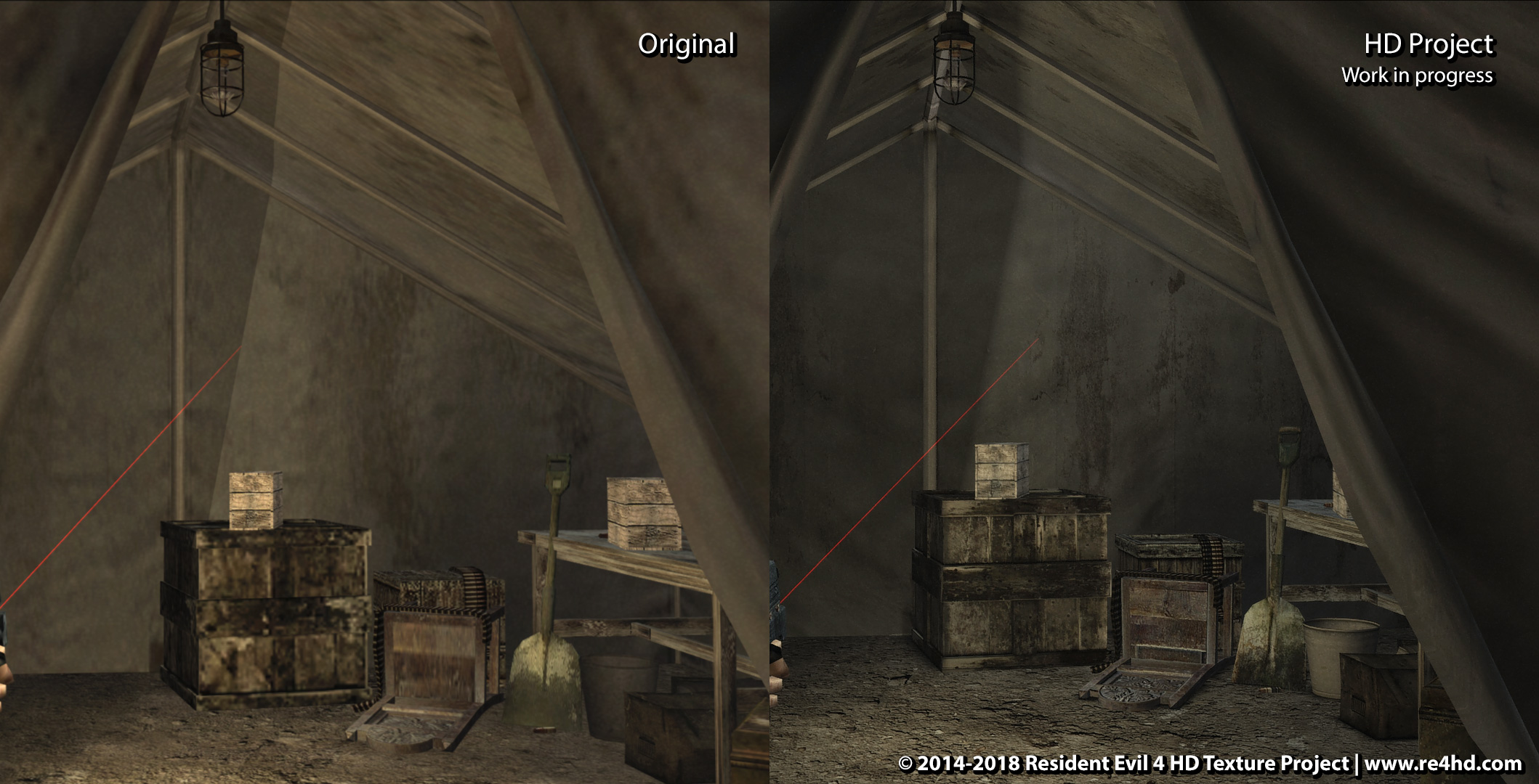 Resident Evil 4 HD Project Released, Giving an Old Classic a