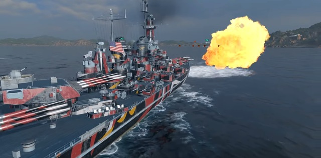 World of Warships 0.7.7