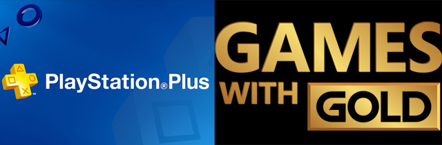 PlayStation Plus and Games with Gold