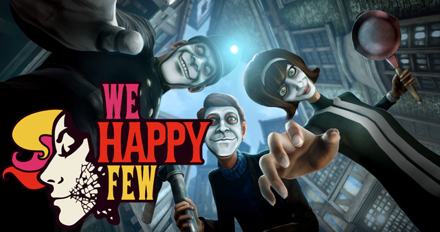 We Happy Few review from Total Gaming Network