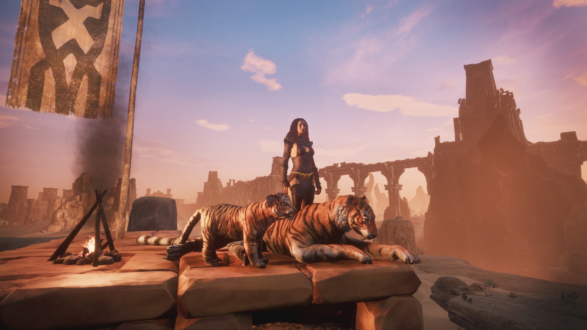 Conan Exiles free pet update