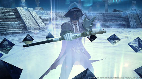 Final Fantasy XIV Blue Mage update