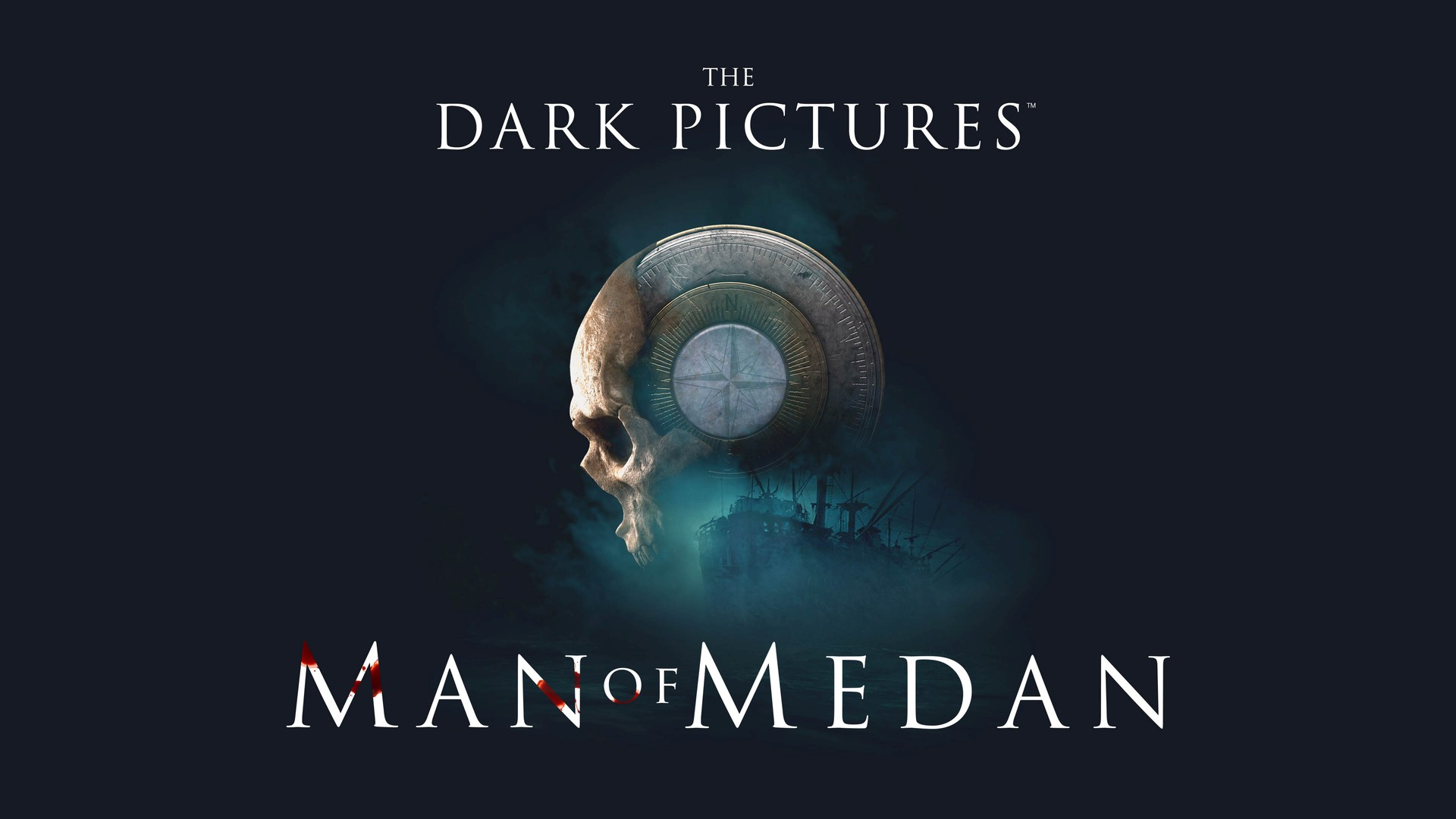 The Dark Pictures - Man of Medan key art