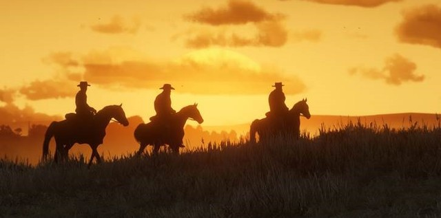 Red Dead Online beta update 1