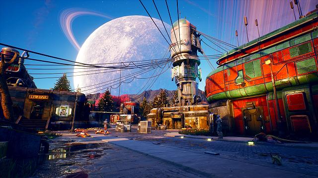 The Outer Worlds screenshot Obsidian Entertainment