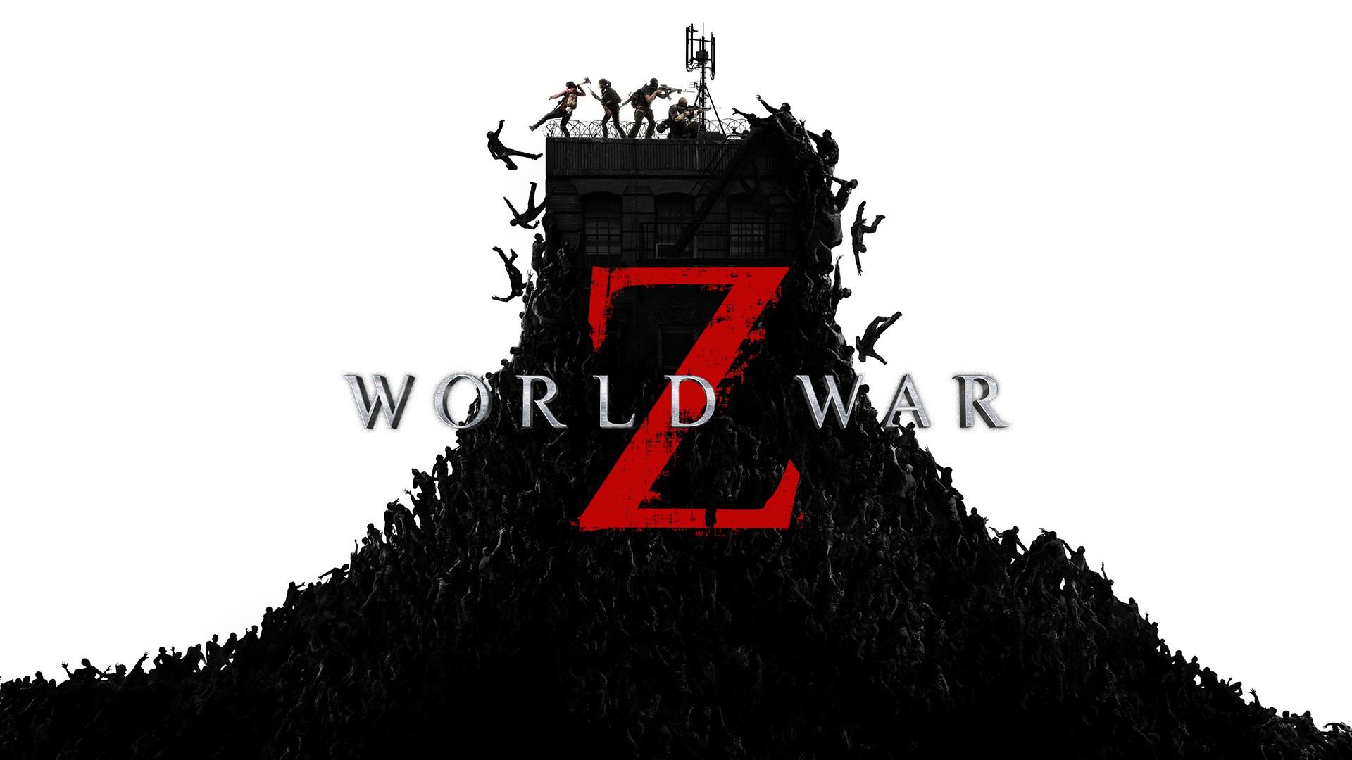 World War Z key art