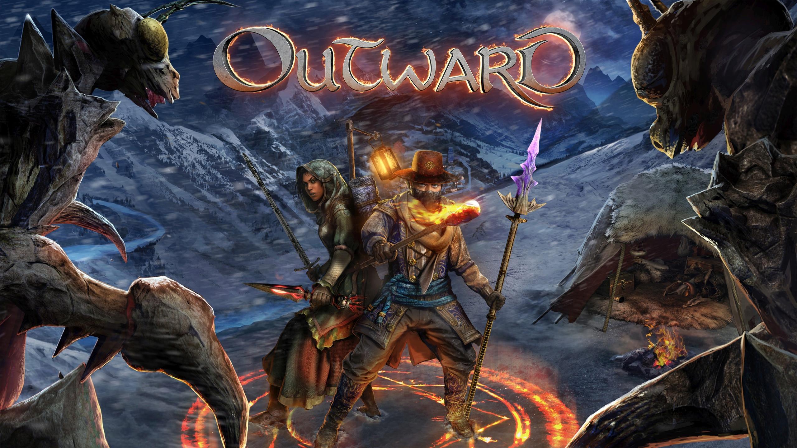 New Trailer for Hardcore Fantasy Adventure 'Outward'