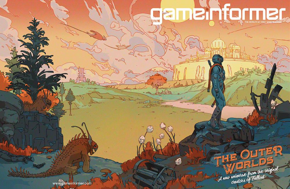Game Informer The Outer Worlds