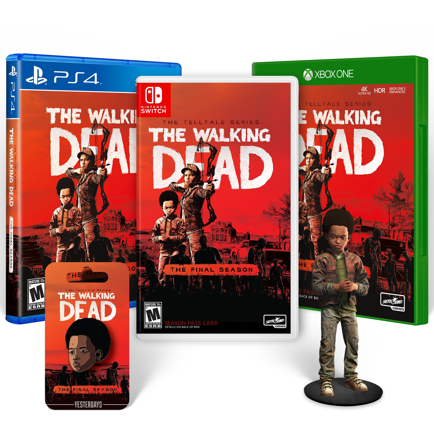 The Walking Dead Final Season CE