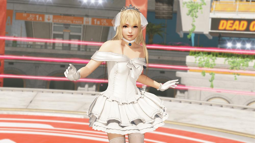 Dead or Alive 6 Marie Rose